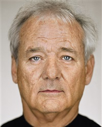 bill murray by martin schoeller