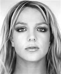 britney spears by martin schoeller