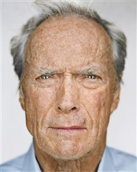clint eastwood by martin schoeller