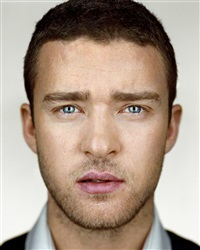 justin timberlake by martin schoeller