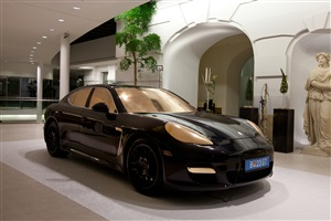 panamera by gottfried bechtold