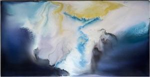 polymattus blue by suzan woodruff