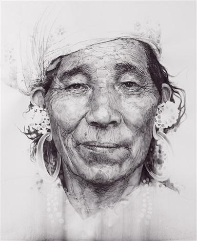sherpa woman by omar arraez