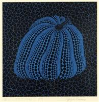 pumpkin bsq by yayoi kusama