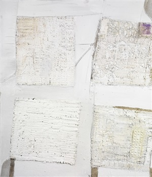 four white squares ii by john blackburn