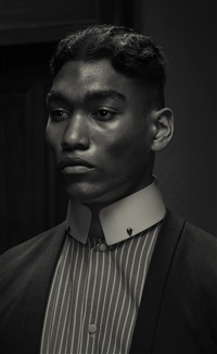 portrait 1, from dusk by erwin olaf