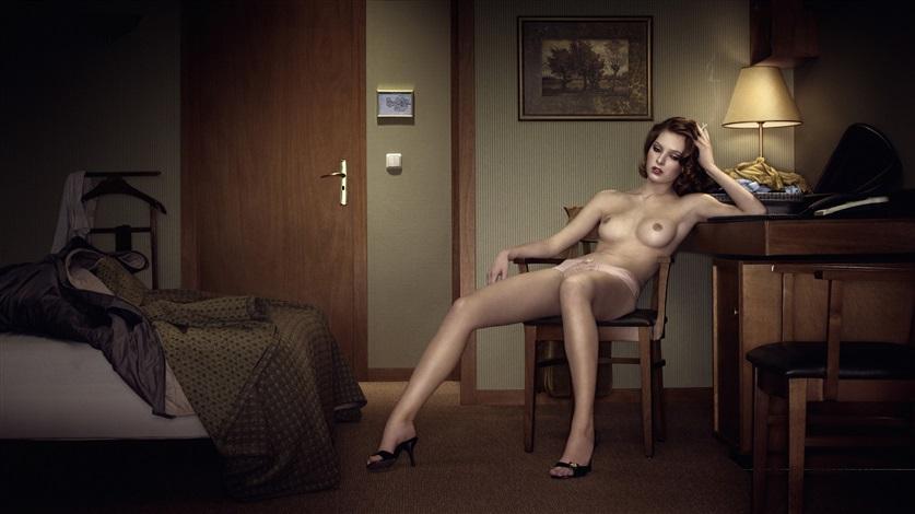 hotel, milan (room 607) by erwin olaf