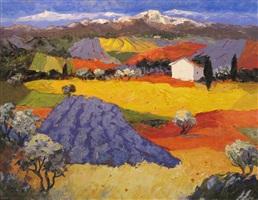 une mosaique de couleur by evelyne boren