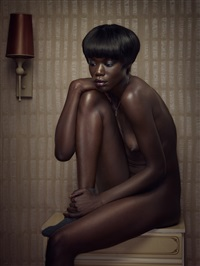 hotel, winston salem (portrait of sarah) by erwin olaf