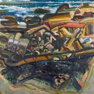 bernard chaet coastal memories by bernard chaet