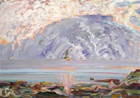 september storm by bernard chaet
