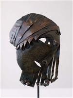 petit masque de profil by pablo gargallo