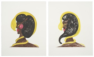 untitled ii by chris ofili