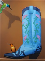fancy boot by tom palmore