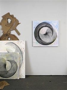 gary kuehn studio view new york 2014