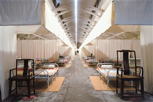 fairytale - ladies dormitory by ai weiwei