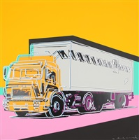 truck by andy warhol