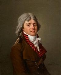 portrait d'un conventionnel by adélaïde labille-guiard