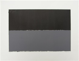 gulf by brice marden
