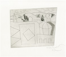 lucca (small version) by ben nicholson