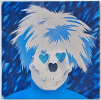 oh death - andy warhol by pure evil