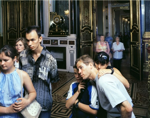 hermitage 6 st. petersburg by thomas struth