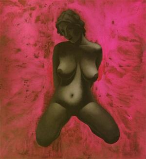 pink (pregnancy) by thanet awsinsiri