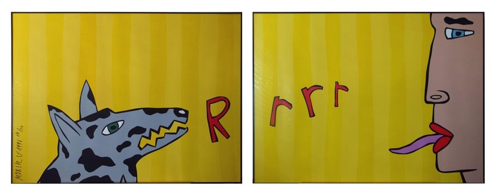 rrrr (2 graphiken) by moritz götze