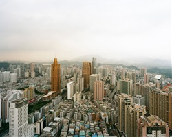 luohu district, shenzhen (from the series cities) by sze tsung leong