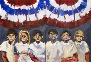 kids iii (diptych) by anna navasardian