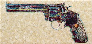 the gun in roses king cobra by lisa alonzo