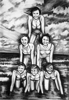 pyramid portrait by anna navasardian