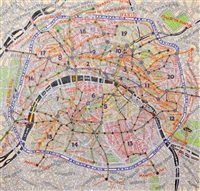 paris by paula scher