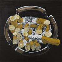 cigarettes no. 20 by meng huang