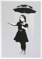 nola (signed) by banksy
