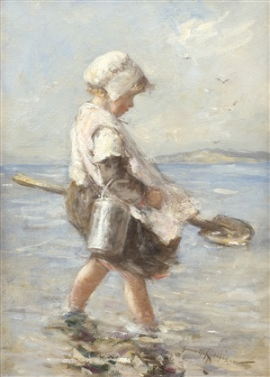 gathering bait & wading by robert gemmell hutchison