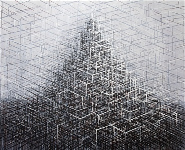 dialogue of towers ii by walid siti