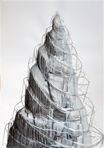 the seven towers iii by walid siti