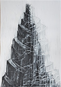 the seven towers iv by walid siti