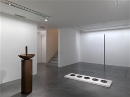 elective affinities, installation view, simon lee gallery