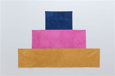 untitled (stack ii) by mai-thu perret