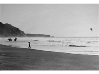 usa. stinton beach, california by elliott erwitt