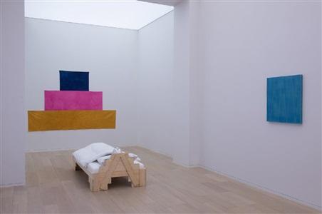 installation view, simon lee gallery