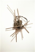 gymnopedies golden stitch #08 (large looping root 1) by yoshitomo saito
