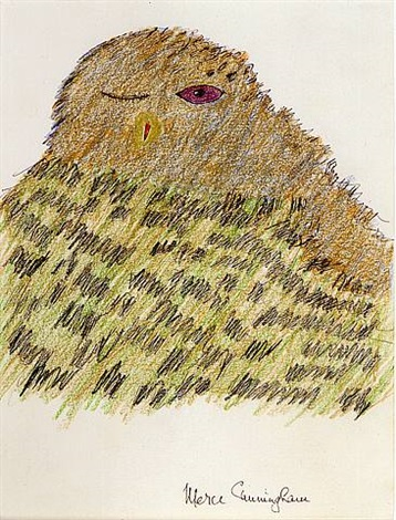 owl by merce cunningham