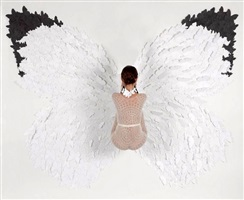 white glider by natalia arias