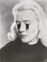 schwarze tränen by alexandra baumgartner