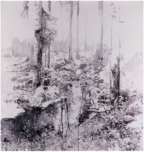 zauberwald ii by malgosia jankowska