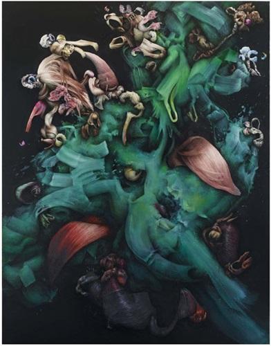 green nodi by johanna flammer