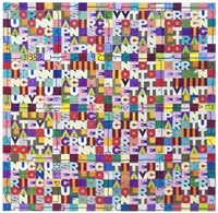 untitled by alighiero boetti